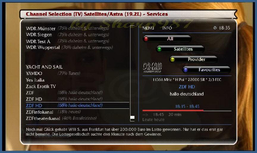 Skin E2-ClassicBlack-HD For GP3